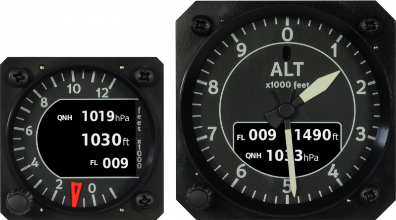 Altimeter 57 and 80
