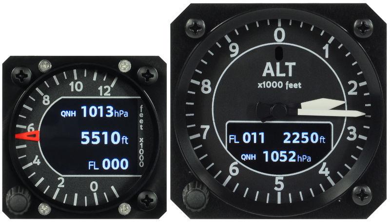 Indu Altimeter by Kanardia.
