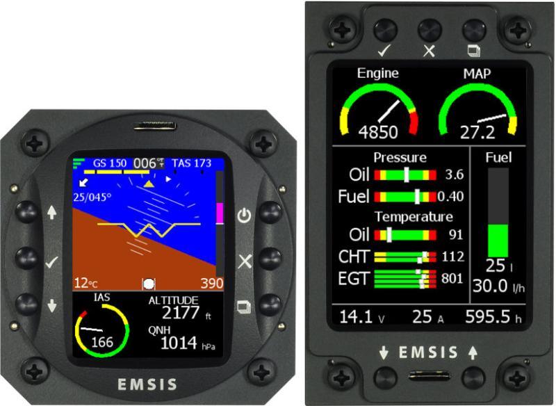 Emsis, engine information system by Kanardia.