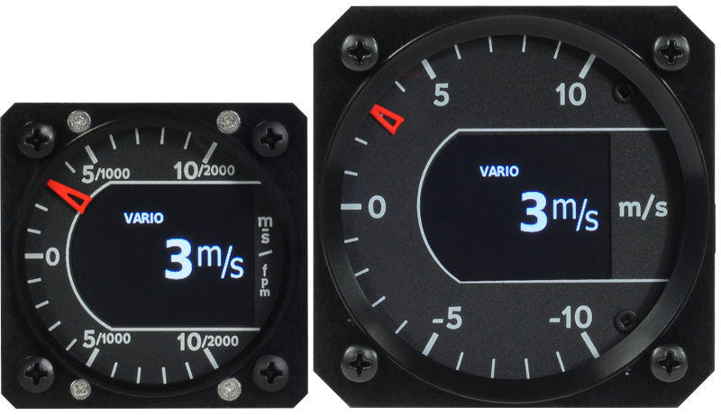 Vertical Speed Indicator by Kanardia.
